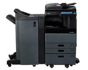 15-25 Pages per Minute Toshiba Multifunction Systems