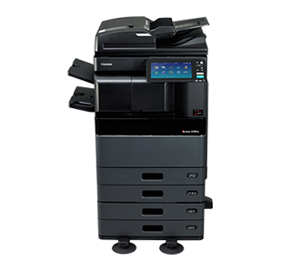 20-25 Pages per Minute Toshiba Multifunction Systems