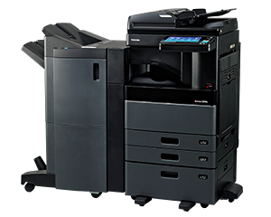 25-45 Pages per Minute Toshiba Multifunction Systems