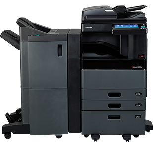 20-50 Pages per Minute Toshiba Multifunction Systems
