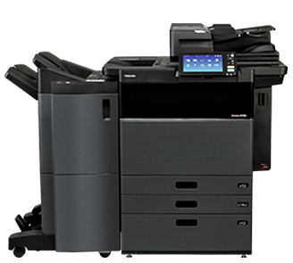 55-85 Pages per Minute Toshiba Multifunction Systems